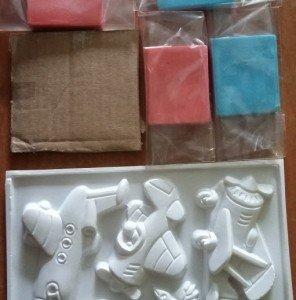Пакеты для наборов для детского творчества