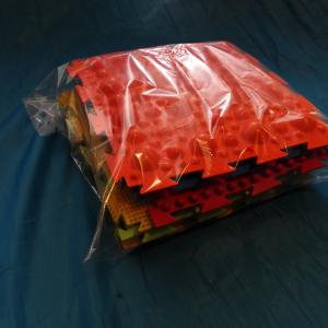 Полипропиленовые пакеты для упаковки игрушек