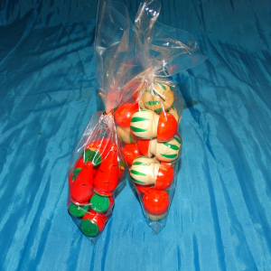 Полипропиленовые пакеты для игрушек