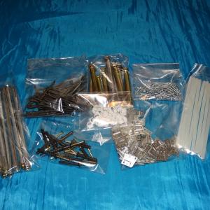 Пакеты для крепежей и фурнитуры