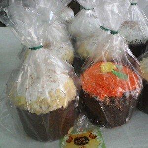 Пакеты для куличей и выпечки