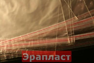 Полипропиленовые пакеты с клапаном-25х38+4