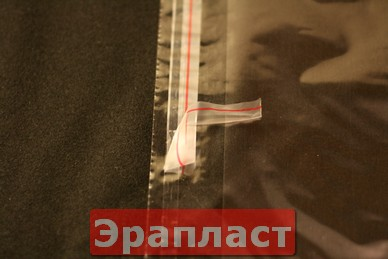 Пакеты с клеевым краем-12х12+5