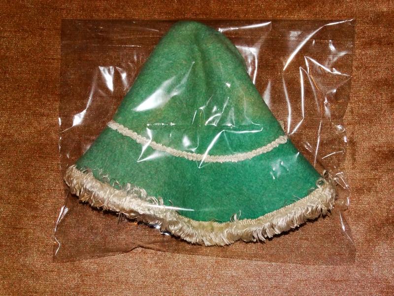 Полипропиленовые пакеты для шапок