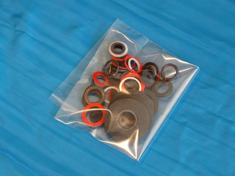 Полипропиленовые пакеты для сантех прокладок