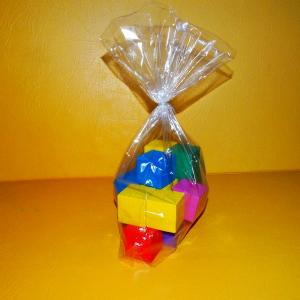 Полипропиленовые пакеты для кубиков