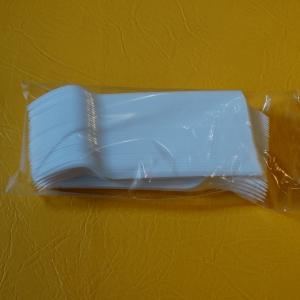 Полипропиленовые пакеты для одноразовой посуды